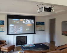 Home Theater Projection